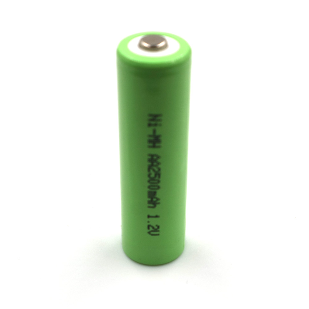 AA 2500mAh 10 pieces 2.5Ah Rechargeable Battery NI-MH Rechargeable Batteria Batteries Camera toy clock flashlight Remote control