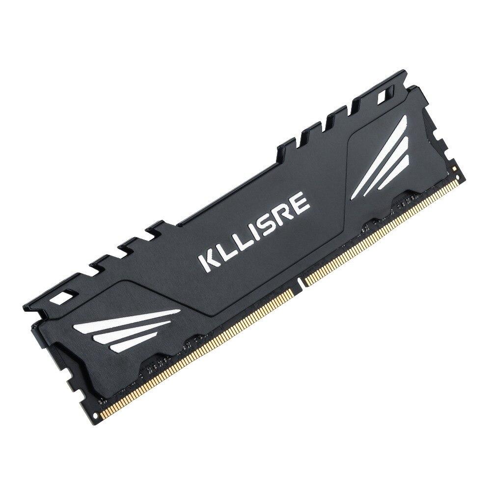 Kllisre ram ddr4 4GB 8GB 16GB memory 2133MHz 2400MHz 2666MHz 3000 1.2V desktop dimm High Compatible
