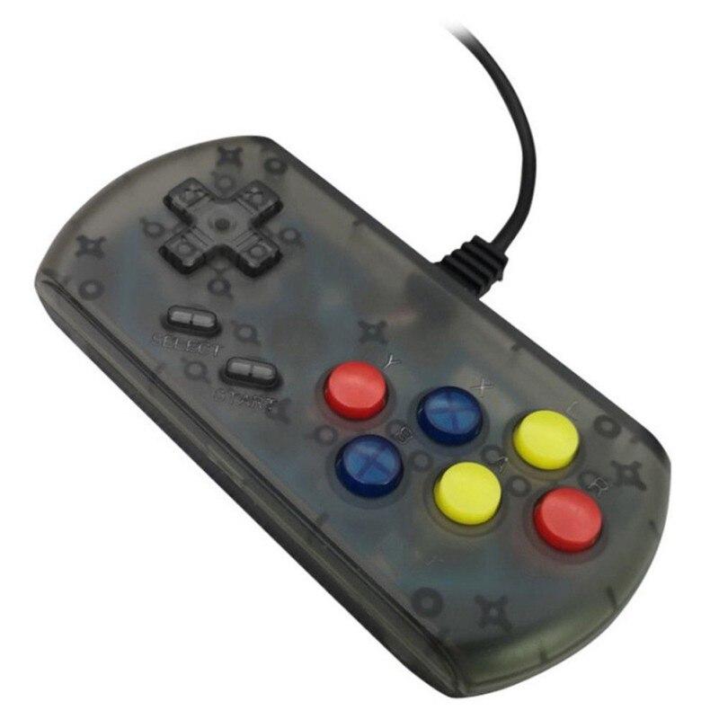 Super HD Saída HDMI SNES Retro Clássico Handheld Jogador de Videogame TV Mini Game Console Embutido 21 Jogos com Dual gamepad - 6