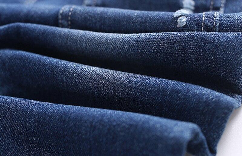 HTB1EQ..bfjsK1Rjy1Xaq6zispXaV - 3-8T kid jeans children jeans boys pants denim trousers Korean children jeans overalls bib pants jeans for boys kids boy clothes