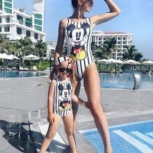 2019 New Solid Sexy Women One Piece Swimsuit 3D Print cartoon Strap Backless Wirless Swimsuit Bathing Suit Summer Beachwear
