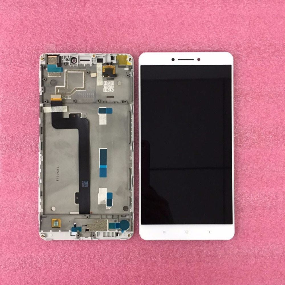 Original LCD Best Quality Tested Well For 6 44 Xiaomi Mi Max mimax LCD screen display