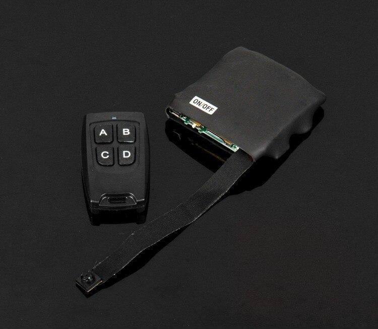 X2 Latest Wireless 2.4G DIY Mini Camera Module Board Camcorder Remote Control HD Home Security Mini Micro DVR Video Free Ship ...