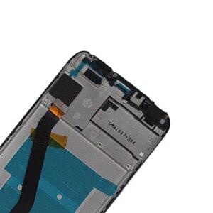 Image 5 - ЖК дисплей для Huawei Y6 2018, сенсорный экран, дигитайзер, аксессуары для Y6 prime 2018 ATU L11 L21 L22 LX3 с рамкой, запчасти для телефонов