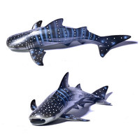 Sea Life Whale Shark Simulation Animal Model Action Toy Figures Educational Toys Collection Kids Gifts