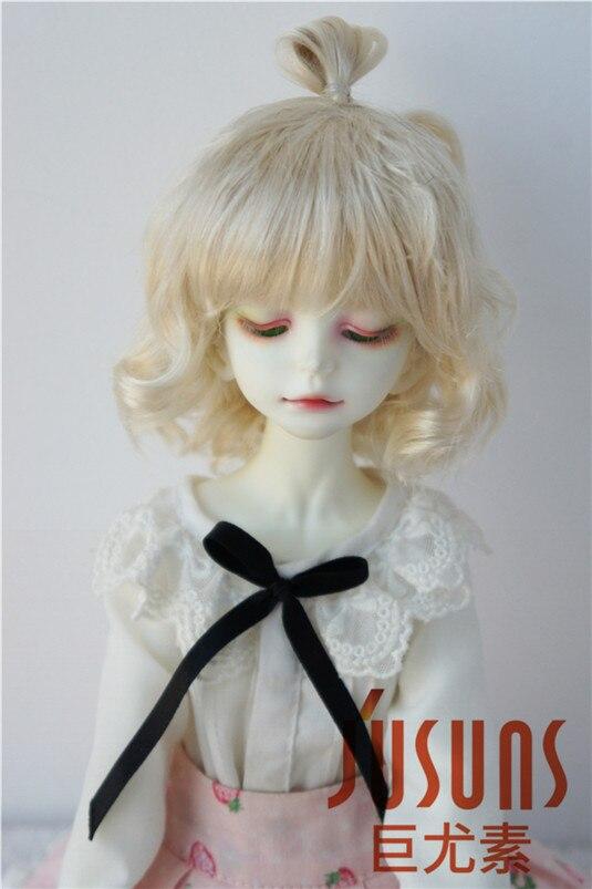 Pelucas de Haley para las muñecas de BJD Preciosa peluca de fibra - Muñecas y peluches - foto 3