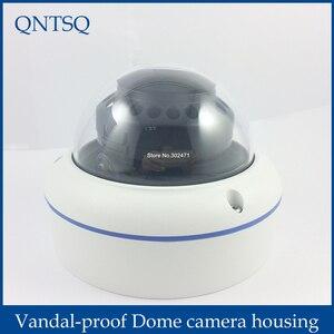Image 1 - Macchina fotografica del CCTV Della Cupola del Metallo Dellalloggiamento Della Copertura, a prova di Vandalo telecamera Dome custodia