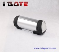 bottle battery 24 volt for e bike 24V 20Ah lithium ion battery pack with charger for 300W motor