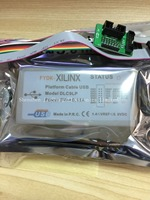 FREE SHIPPING Xilinx Platform Cable USB FPGA CPLD Download Cable