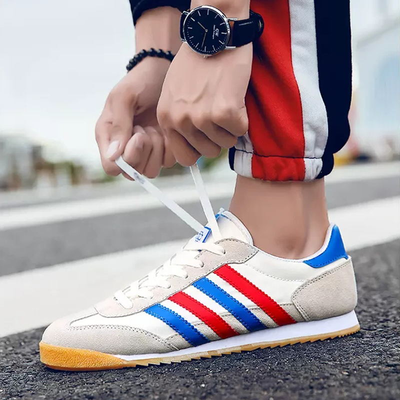 Genuine Leather Men Shoes New 2018 Summer Fashion Men Casual Shoes For Male Sneakers loafers Shoes For Men Flats zapatos hombre цена
