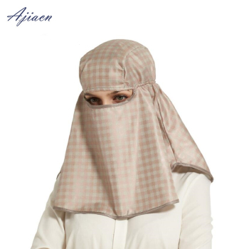New arrivals anti-radiation silver fiber head hood mask computer room microwave emf shielding 50% silver fiber head cover
