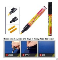 2017 Non Toxic Car Clear Coat Applicator Fix It Pro Clear Car Scratch Repair Remover Pen Car styling cleaning tools