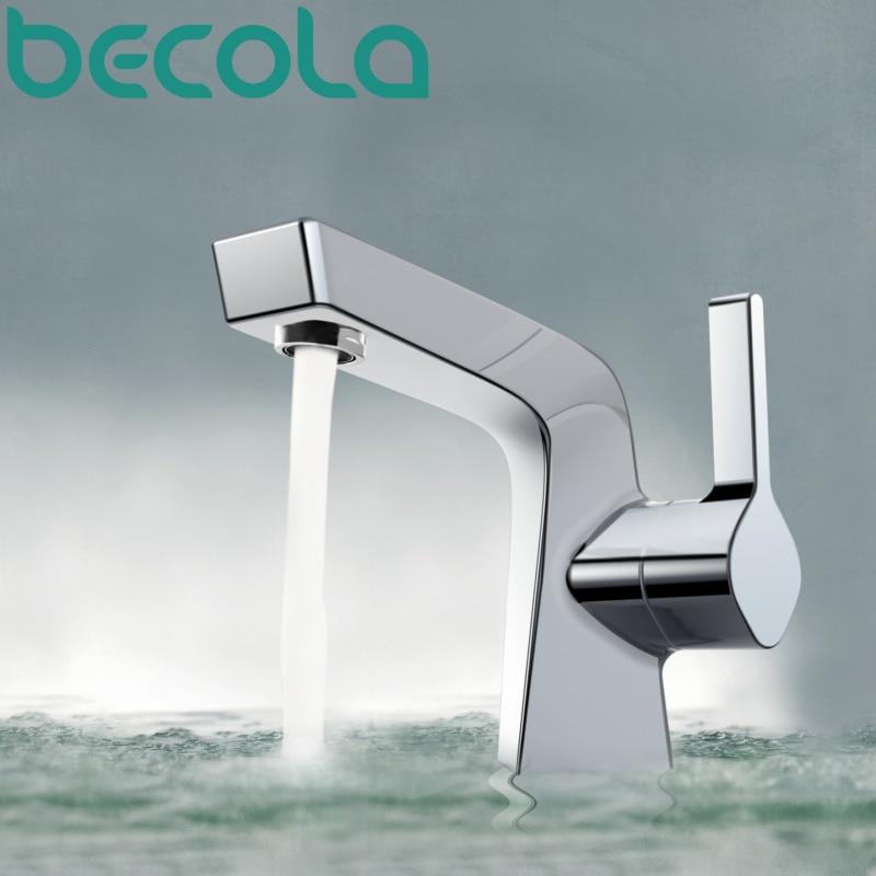 becola New design High quality basin mixer tap bathroom faucet robinet salle de bain Free shipping