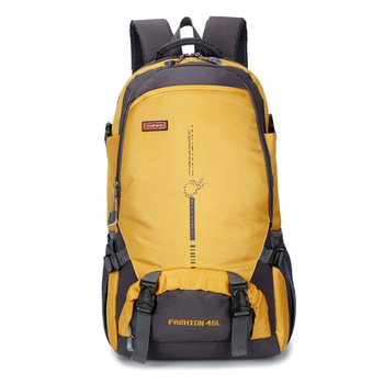 New Waterproof Unisex Men's backpack Oxford Cloth HighQuality Travel Large Capacity Trekking Casual Rucksack Bag For Male Female new unisex oxford cloth backpack casual travel student backpack tote shoulder bag large capacity computer bag xz 205