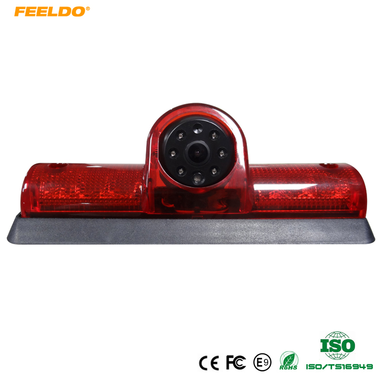 Car LED Brake Light IR Rear View Camera Parking Camera for NV Passenger and Cargo Van 2009-2014 #5371 for cech downtown cool vakoou blog directory of free passenger wrangler platinum ruifeng zhefront and rear brake pads 300c