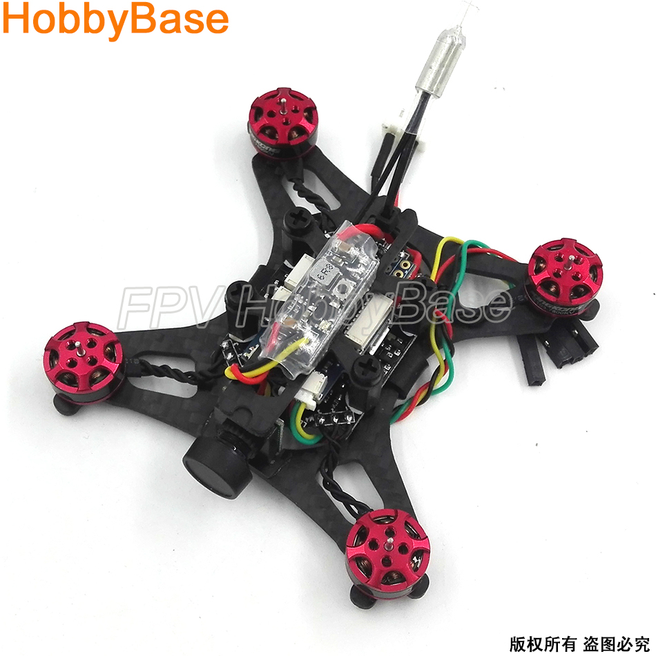 Kingkong 90GT ARF 90mm Brushless Micro FPV Racing Quadcopter Drone F3 Flight Control 800TVL VTX kingkong 90gt 90mm brushless mini fpv racing drone with micro f3 flight controll 16ch 800tvl vtx forbnf rtf with frsky x7 x9d