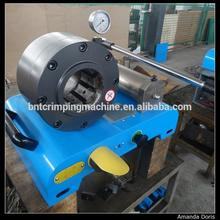 BNT32M hand operated hose crimping machine for Underground Mining works