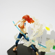One Piece Figure Nami Milky Ball Battle Ver. PVC one piece manga 15CM Nami Collectible Model Toy Figurine One Piece Doll one piece action figure nami kimono pvc figure 21cm one piece nami sexy gold kimono model toy figurine one piece nami doll