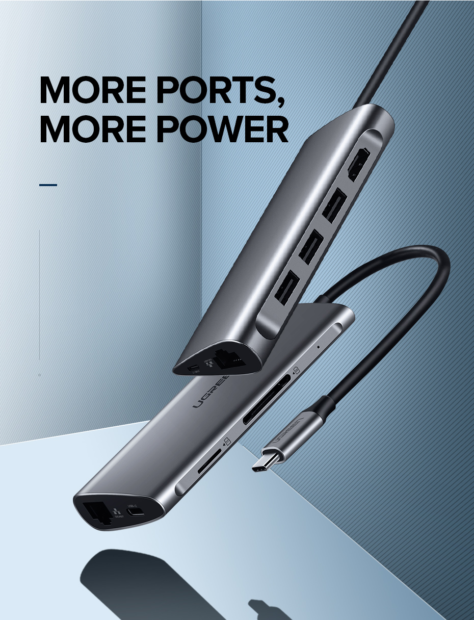 Thunderbolt 3 Dock USB Type C