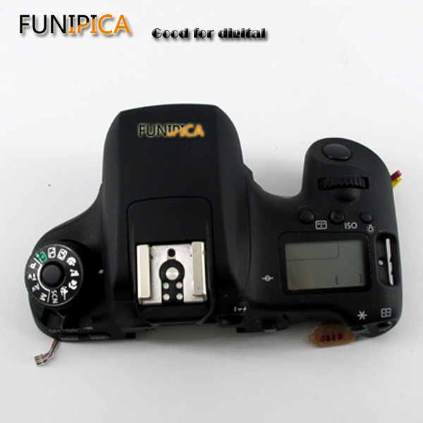 760D top cover with lcd for Canon 760D Rebel T6s 8000D open unit camera repair Accessories