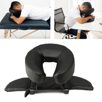 15%,Home Massage Kit Deluxe Adjustable Headrest & Face Pillow / Home Massage Beauty Cradle Rest Pad For Desk&Tabletop