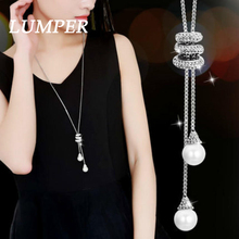 LUMPER The sun and moon Necklaces & Pendants Leaves Statemen