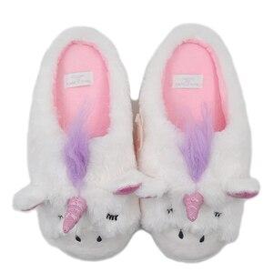 Image 5 - Millffy รองเท้าแตะ Unicorn