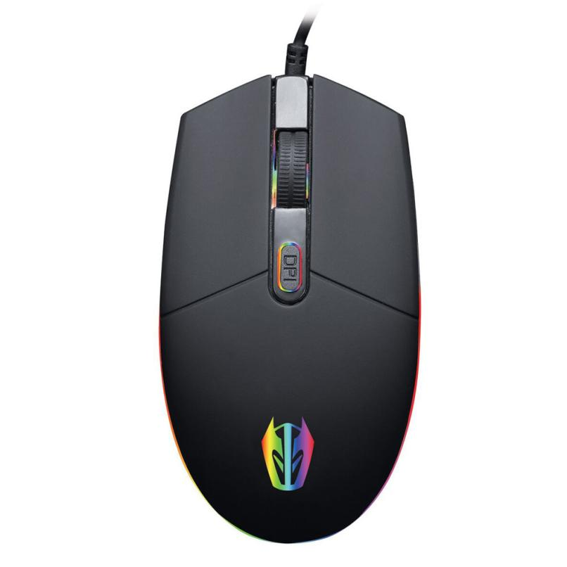 EC2 HIPERDEAL Fashion Gaming Mouse 2400DPI LED 3 Buttons USB Wired Pro Gaming Mouse For PC For Laptop Computer Jun28