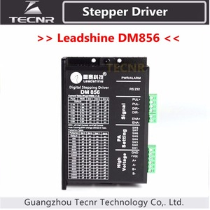 Leadshine DM856 Stepper Driver DC18-80V For 2 Phase Nema23 Nema34 Stepper Motor(China)