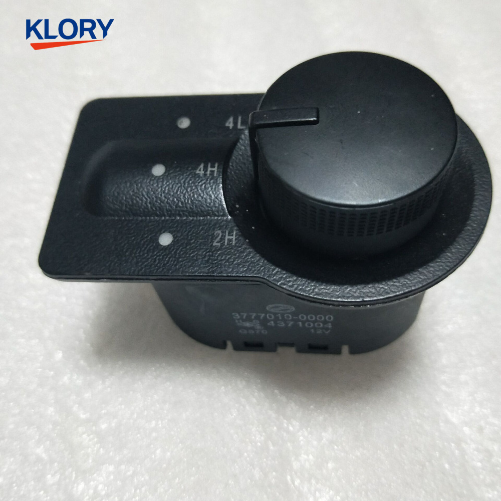 3777010-0000 Four-wheel drive 4WD switch for ZX Auto grandtiger/landmark