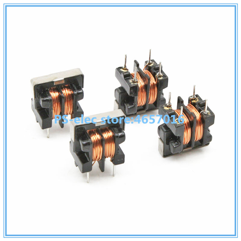 5pcs UU9.8 UF9.8 Common Mode Choke Inductor 10mH 15mH 20mH 25mH 30mH For Filter