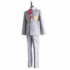 Image 2 - Uw Liggen In April Miyazono Kaori Cosplay Kostuums Arima Kousei Synthetische Pruiken Broek Jasje Rok Schooluniform Mannen Meisjes