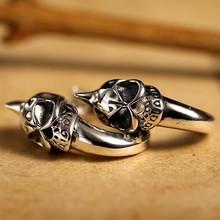 Fish Hook Skull Earrings