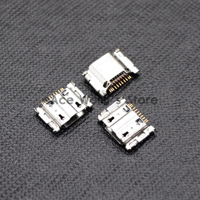 10pcs Micro USB Jack Connector Female 11 Pin Charging Socket For Samsung Galaxy S3 I9300 I9308 I939 I535 I747 L710