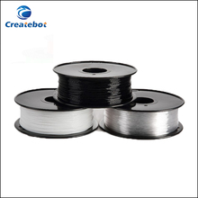 PETG filaments 1.75mm/3mm 1kg 3d printer plastic Rubber Consumables Material For Createbot MakerBot/RepRap/UP/Mendel