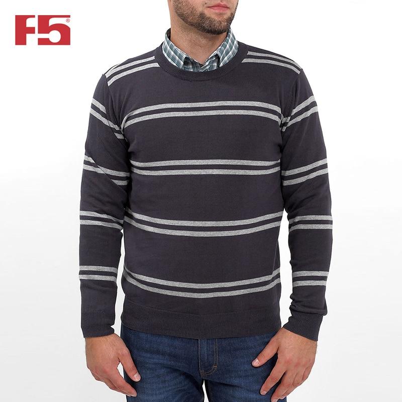 Men sweater F5 281005 delicate airplane cross shape sweater chain for men