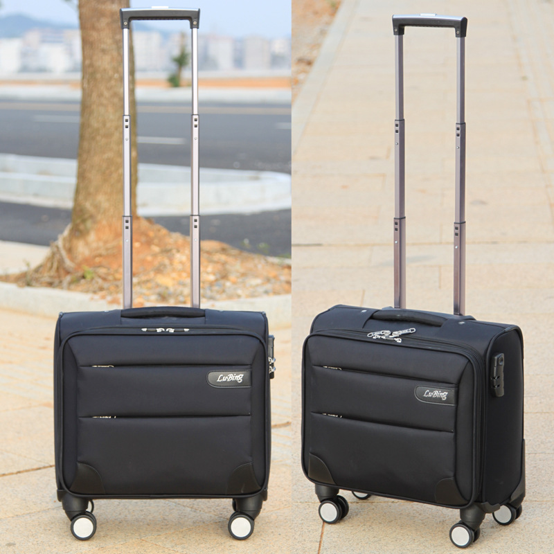 14/16/18/20inch Boarding Box,Universal Wheel Oxford Trolley Case,Portable Luggage,High-end Quality Suitcase,Business Valise Bag