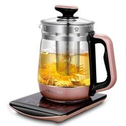 Czajnik kubek elektryczny czajniczek czajnik elektryczny ekspres kwiat czajniczek 1.8 litrów pojemność 20 funkcji 24 godziny powołanie