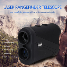 Hunting Rangefinder Golf Laser Range Finder 600m Laser Distance Meter Monocular with Scan Speed Measurement Optic instrument 6x21 golf laser range finder waterproof 600m laser speed distance measurement with pinseeker lock and fog model