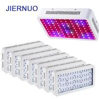 8 шт. оптовая продажа чипсы двойной светодиодной светать 1200 Вт полный спектр растут светильник LED для Гидропоника Крытый расти палатка расте
