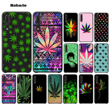 Babaite Art High Weed  Novelty Fundas Phone Case Cover for Huawei Mate10 Lite P20 Pro P9 P10 Plus Mate9 10 Honor View