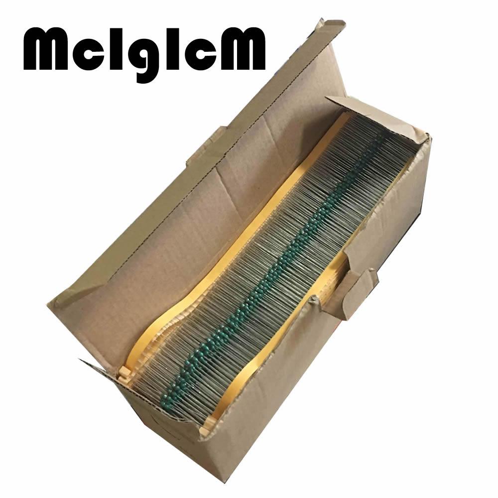 McIgIcM 3000pcs Color circle Coils 1/4W 0307 inductor 82uH 100uH 120uH 150uH 180uH 220uH 270uH color ring inductance 0307 3 9uh a03073r9 color code 20