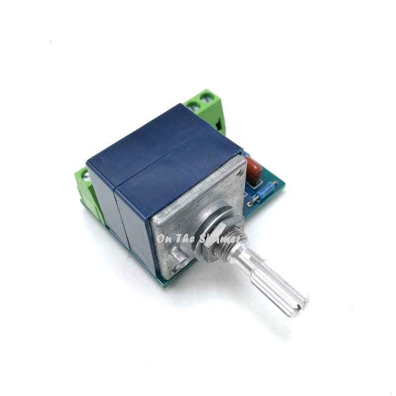 Image 2 - ALPS blue shell 27 type 100K RC loudness volume potentiometer circuit board JCDQ32P-in Tool Parts from Tools