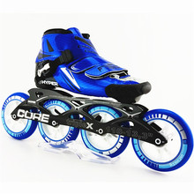 Professional carbon Glass Fiber Adults Professional Patins Roller Speed Skating Inline Skate Slalom speed skate skating roller