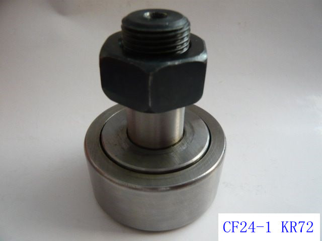 1 PCS KR72 CF24 1 Cam Follower Needle Roller Bearing CF24 1