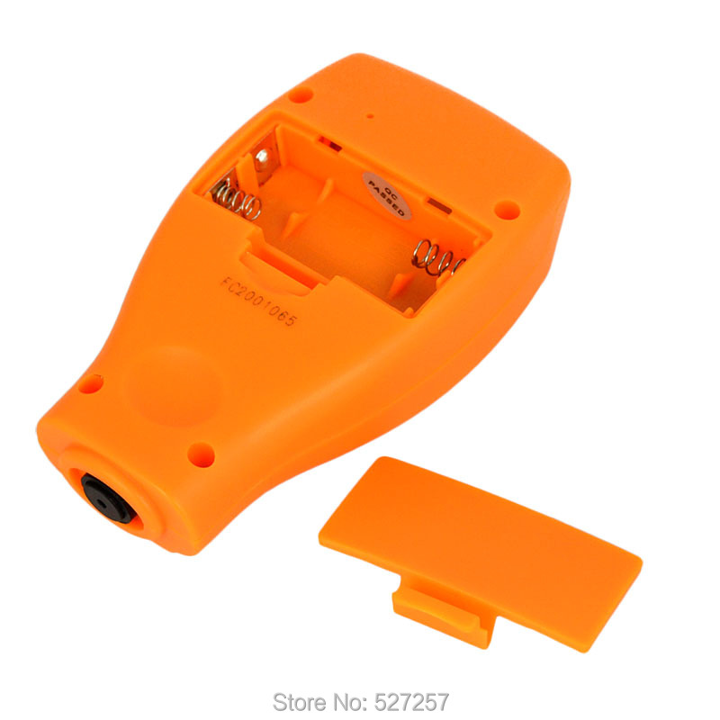 Купить Gm200 Цифровой 0-1.8 мм/0.01 мм ЖК Толщиномер Покрытий Автомобилей Живопись анализатор Толщины Лакокрасочного покрытия Толщиномер автомобиля Диагностический Инструмент