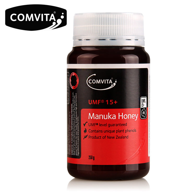 NewZealand 100 Genuine Comvita Manuka Honey UMF15 Authentic Super Premium Honey for digestive health respiratory system