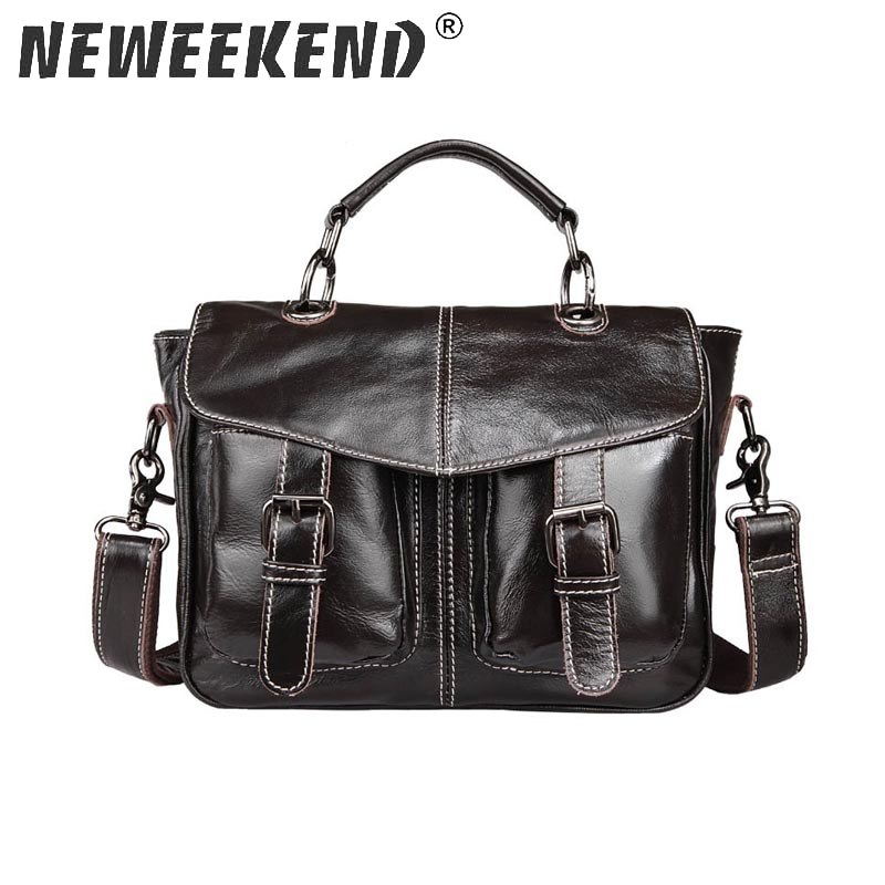 Ma'am Messenger Bags Male Genuine Leather Men Bag Briefcase Ma'am Shoulder Leather Laptop Bag Crossbody Bags Handbags Tote 0168 ograff genuine leather men bag handbags briefcases shoulder bags laptop tote bag men crossbody messenger bags handbags designer