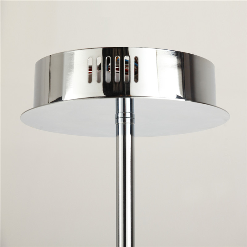 Moderne Luxus Kristall 10 Lichter Trommel Feuerwerk Form Deckenleuchte Beleuchtung Für Schlafzimmer Wohnzimmer G4 Birne CL139 - 4