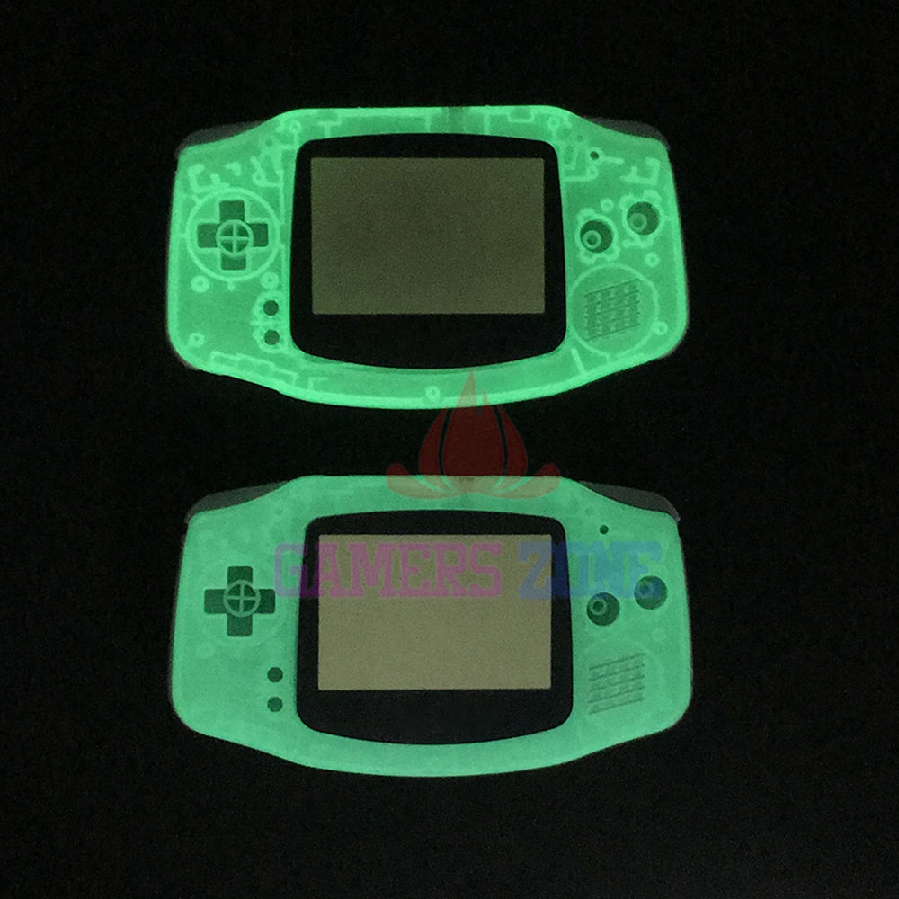 Gameboy color kijiji - Green Blue For Gameboy Advance Glow In The Dark Plastic Shell Case Housing W Screen For Gba Luminous Case Cover In Cases From Consumer Electronics On